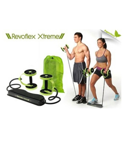 Revoflex Xtreme Ultimate Excercise All In One Portable Abs Machine