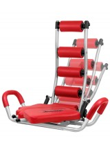 Yoneedo ABS Rocket Twister Ab Bench Ab Slimmer Ab Exerciser Red