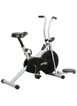 Body Gym Air Bike Exercise Cycle BGA-1001 With Twister