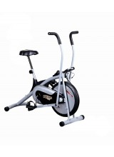 Body Gym Air Bike Platinum DX Exercise Cycle