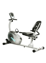 Body Gym Ez Recumbent Bike AXIOM-II