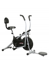 Yoneedo Air Bike Stamina Exercise Cycle With Back & Twister
